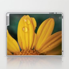 Yellow Water Laptop & iPad Skin