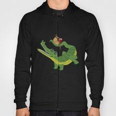 The Alligator and The Armadillo Hoody