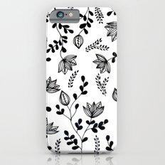 Flower pattern #2 iPhone 6 Slim Case