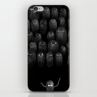 Fingerprint I iPhone & iPod Skin