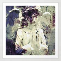 Angel With A Dirty Face … Art Print