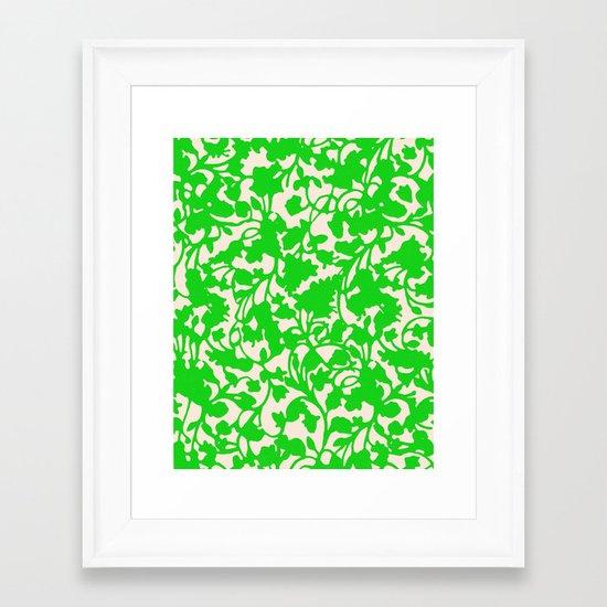 earth 10 Framed Art Print
