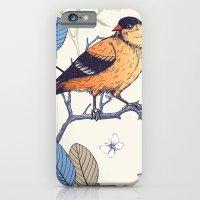 Birdie Pattern iPhone 6 Slim Case