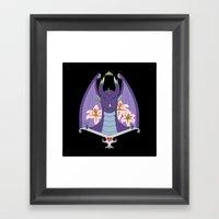 Dragon Queen Framed Art Print