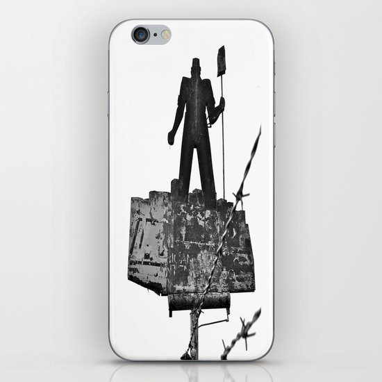 Working America iPhone & iPod Skin
