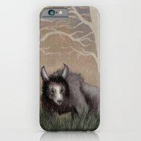 Forest Beastie iPhone 6 Slim Case