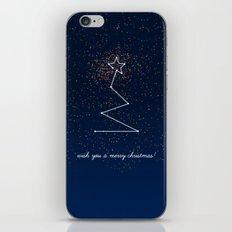 wish tree iPhone & iPod Skin