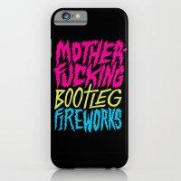 Bootleg Fireworks iPhone 6 Slim Case