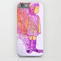 Flame Doodle iPhone 6 Slim Case