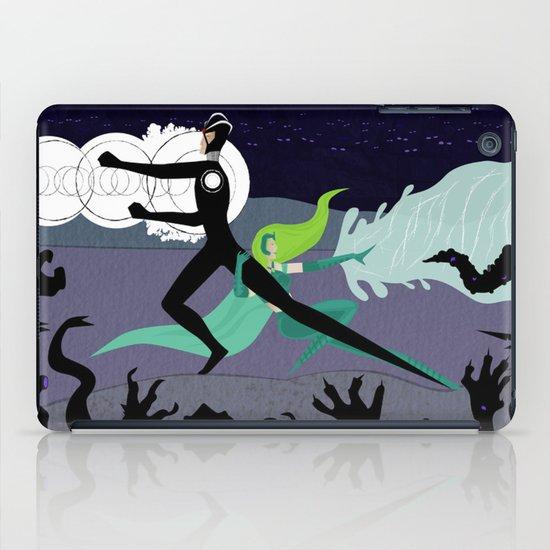 Power Couple iPad Case