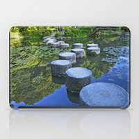 Stone steps iPad Case