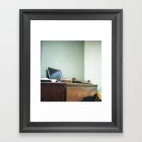 Tea Life Framed Art Print