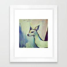 Deerlit Framed Art Print