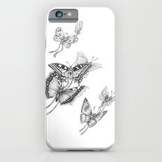 Fly Butterflies Fly iPhone 6s Slim Case