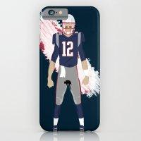 Pats - Tom Brady iPhone 6 Slim Case