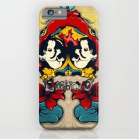 iPhone & iPod Case featuring Embryo by kzeng Jiang