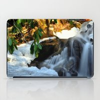 Winter's Rush iPad Case