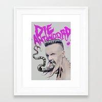 Zef  Framed Art Print
