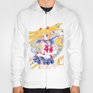 Sailor Moon Crystal Hoody