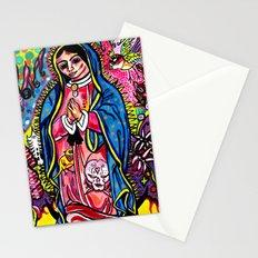 Virgin De Guadalupe Stationery Cards