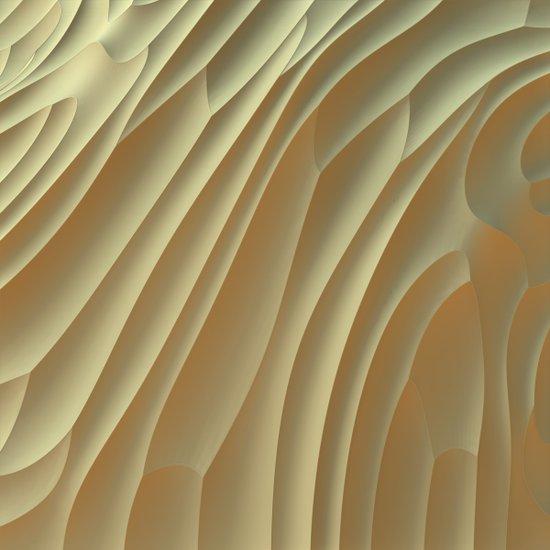Buttercream Canvas Print