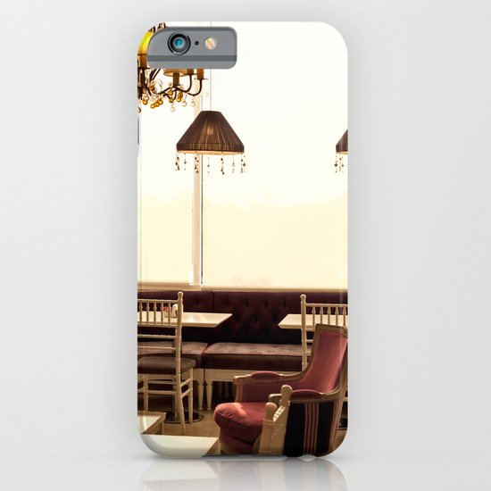 Cafe (French Vintage Cafe - Restaurant) iPhone & iPod Case