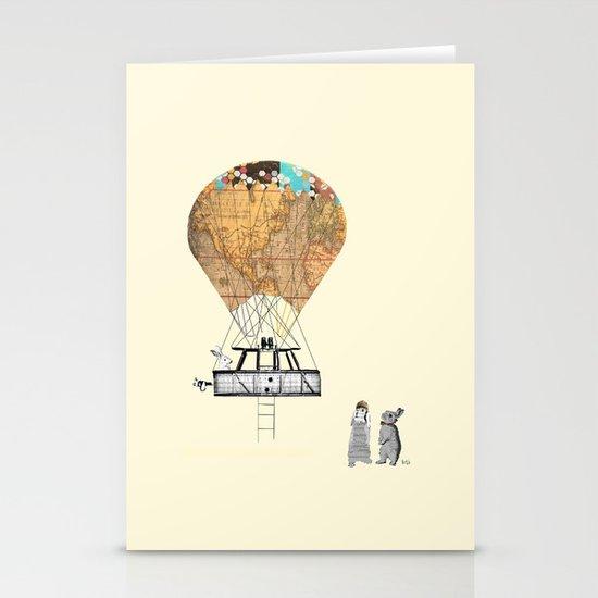 Adventure days  Stationery Card
