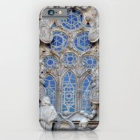 Sagrada Família, Barcelona (detail) iPhone 6 Slim Case