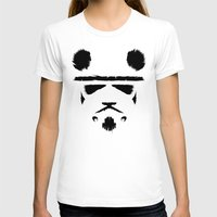 panda T-shirts featuring Panda Trooper by The Art of Danny Haas