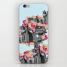 FILLED WITH CITY II iPhone & iPod Skin