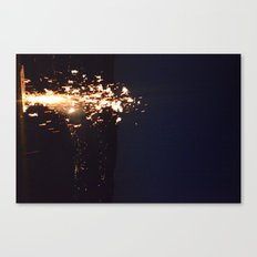 August First Canvas Print