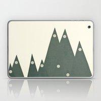 Moonlit Peaks Laptop & iPad Skin