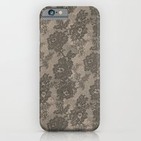 iPhone & iPod Case featuring VINTAGE LACE I by Addington Blythe/Legion XXI