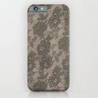 VINTAGE LACE I iPhone 6 Slim Case