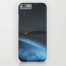 Fracture in Winter Lake iPhone 6 Slim Case