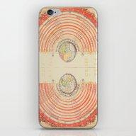 A Geocentric Universe iPhone & iPod Skin