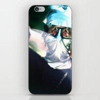 Captured iPhone & iPod Skin