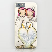 iPhone & iPod Case featuring Symmetrical by Ugly Yellow