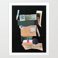 BCKP/SX Art Print