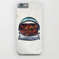 iPhone & iPod Case featuring Within (helmet) by Seamless