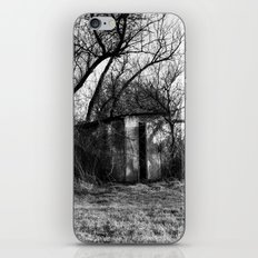 Shed iPhone & iPod Skin