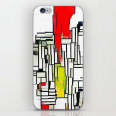 City in the summer iPhone & iPod Skin
