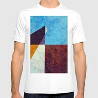 The Walk Home Mens Fitted Tee White SMALL