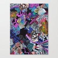 RADICAL ▲  SYNTHIA  Canvas Print