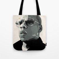 Jay Z Tote Bag