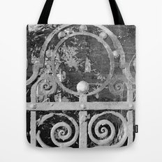 The MAGIC Gate - another dimension Tote Bag