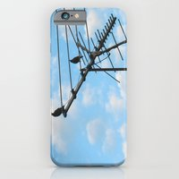 birds eye view! ~ sky and clouds iPhone 6 Slim Case