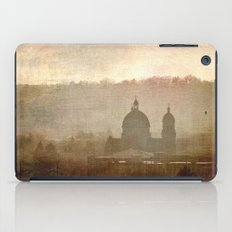 Cityscape - late afternoon iPad Case
