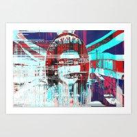 Gᴑᴆ ˢɐᵛᴇ ᴛħ… Art Print