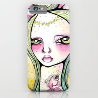The Mischief of Olive iPhone 6 Slim Case